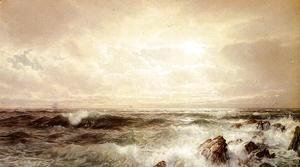 William Trost Richards - Seascape I