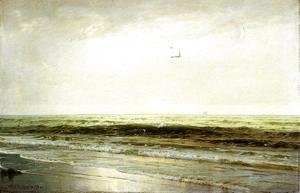 William Trost Richards - Seascape II