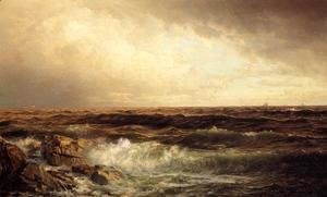 William Trost Richards - Seascape III