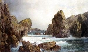 William Trost Richards - Rocky Inlet