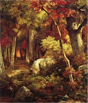 William Trost Richards - October