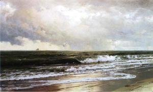 William Trost Richards - Seascape VII