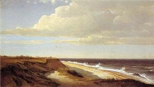 William Trost Richards - Nantucket