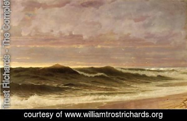 William Trost Richards - South Nantucket