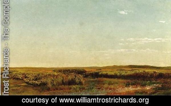 William Trost Richards - Nantucket I