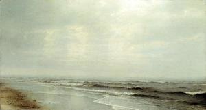 William Trost Richards - Seascape VIII