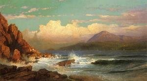 William Trost Richards - Mt. Desert, Maine