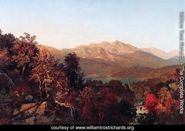 Autumn in the Adirondacks I