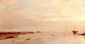 On the Shore 1871