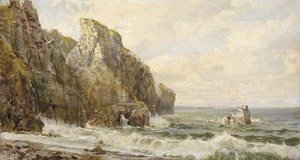 William Trost Richards - English Coast