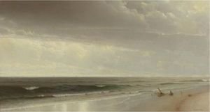 William Trost Richards - Newport Beach
