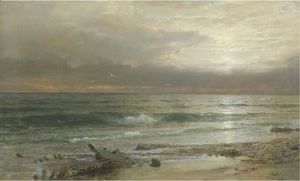 William Trost Richards - Point Judith