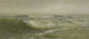 William Trost Richards - Great Egg Harbor Shoals