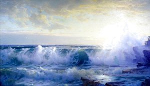 William Trost Richards - Newport Coast 2