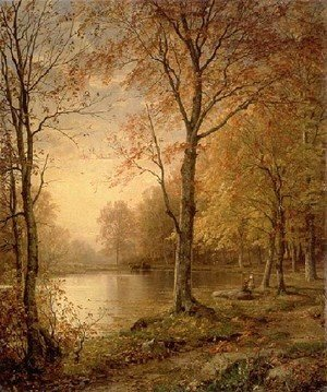 William Trost Richards - Indian Summer2
