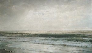 William Trost Richards - New Jersey Beach